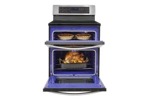 Best Double Oven Electric Range