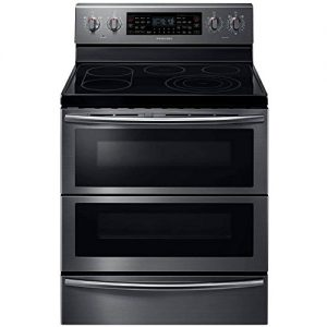 Samsung Double Oven Electric Range